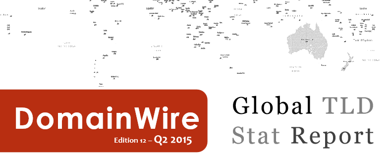 Global TLD Stat Report 2015
